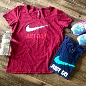 🎉Two Nike Tee Shirts
